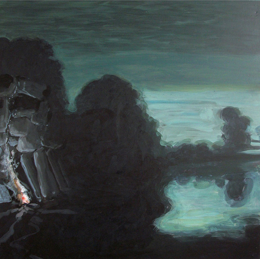 Alison Morley, landscape,