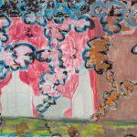 Abstract painting by Gordon Dalton