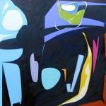 Martyn Jones, 56 Group Wales, Welsh artist, BayArt