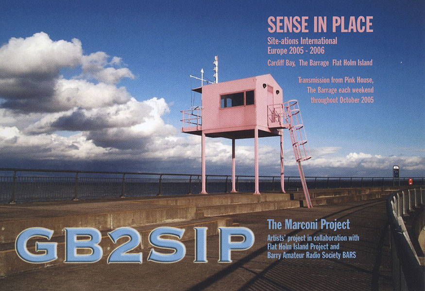 Sense in Place, Site-ations International 2005-6
